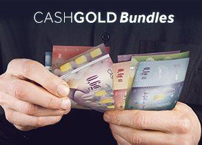 Cashgold Gold Bundles