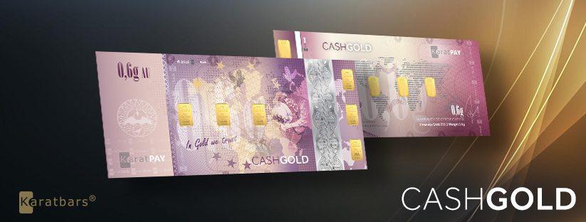 Cashgold Gold Karatbars