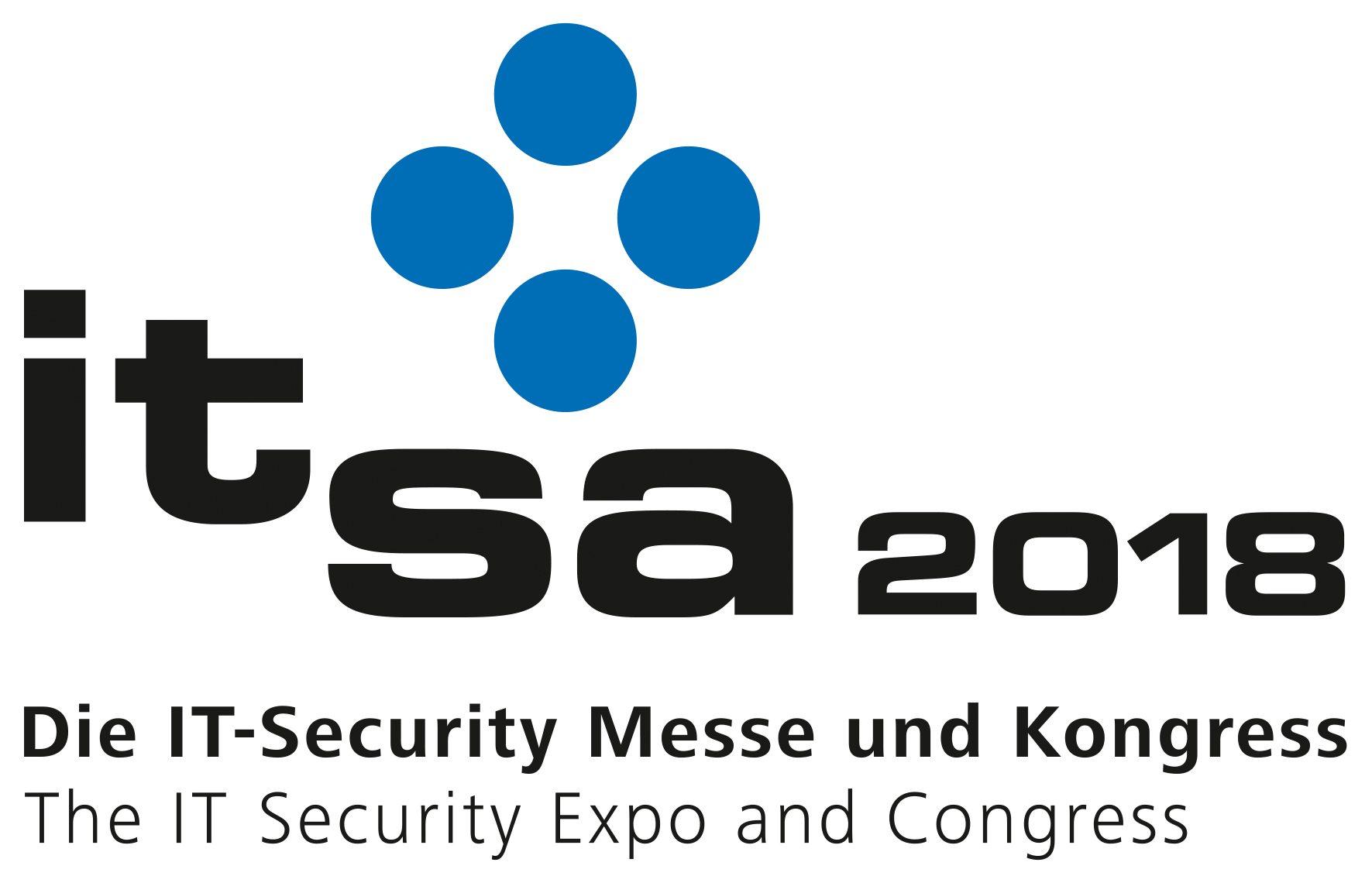 It-Sa 2018 Logo
